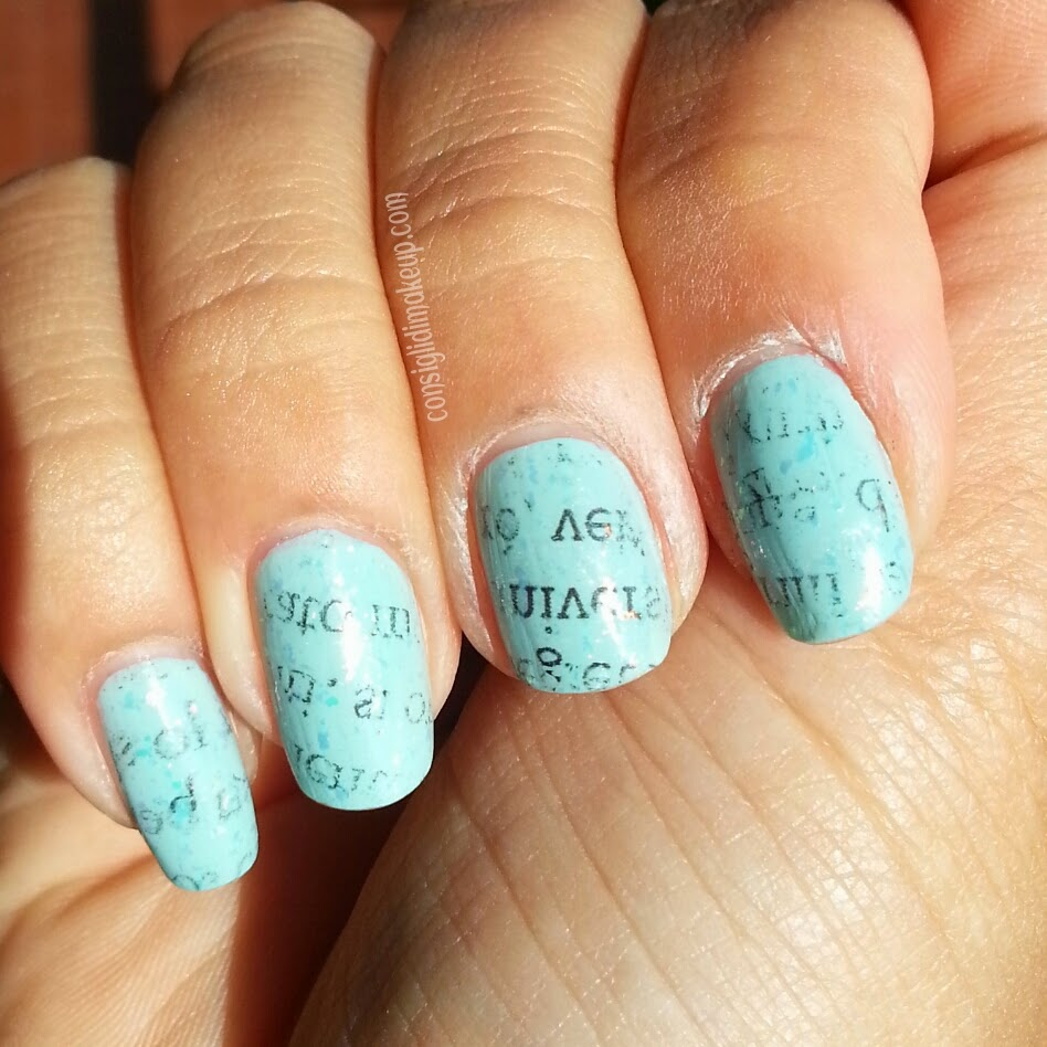 nail art giornale