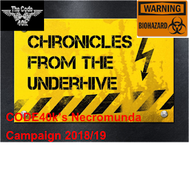 Code40k's Necromunda Campaign