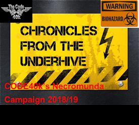 Code40k's Necromunda Campaign
