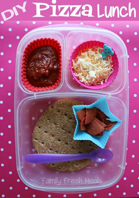 Make Your Own Lunchable