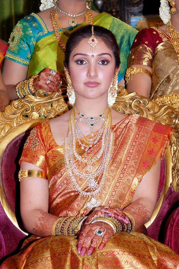 Actor Sridevi Wedding Pictures Part 1 Greenyworld