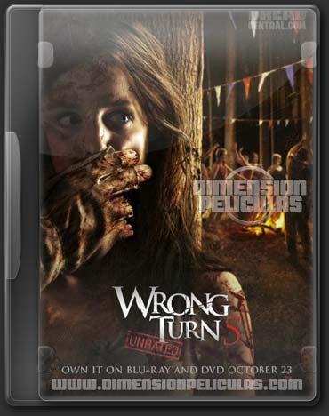 Wrong Turn 5 (DVDRip Ingles Subtitulado) (2012)