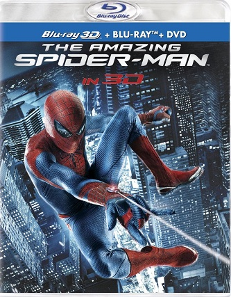 The Amazing Spiderman(2012) Bluray  Movie Download