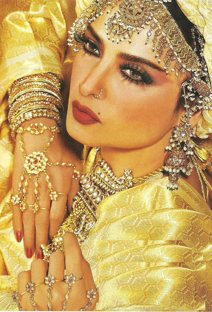 Rani Mukherjee: Stunning Photos Of Beautiful Rekha
