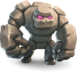 Golem Clash Of Clans