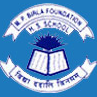 MP Birla Foundation Higher Secondary School Logo