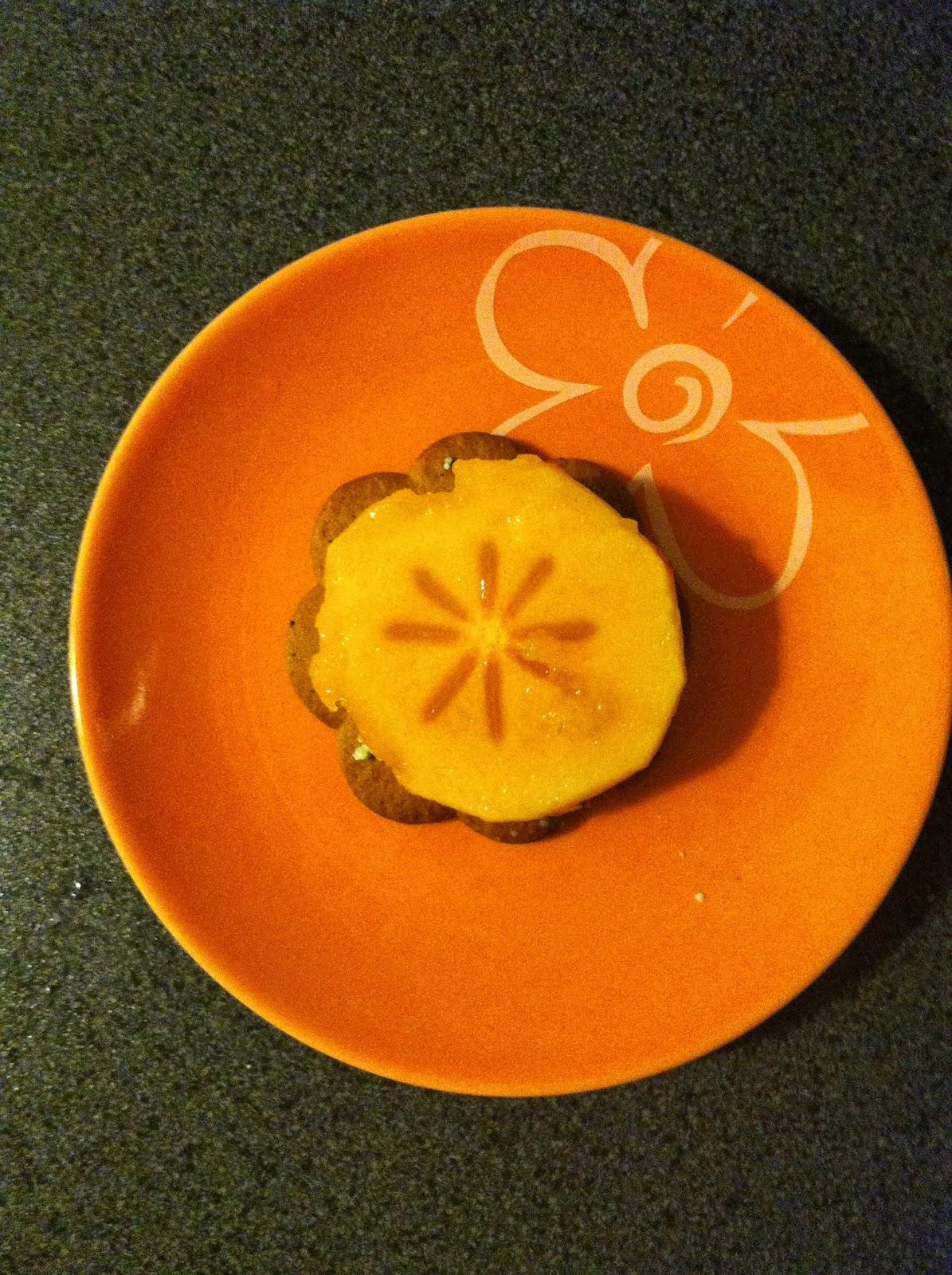 persimon, kaki, sharon, hedelmä, fruit, joulupipari,