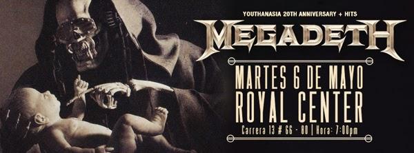 Megadeth-Colombia-historia-2014