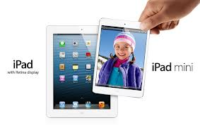 iPad, iPad mini, Apple, Apps, retina