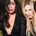 Madonna alteró una foto de su hija con Lady Gaga