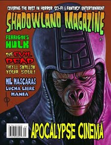SHADOWLAND MAGAZINE