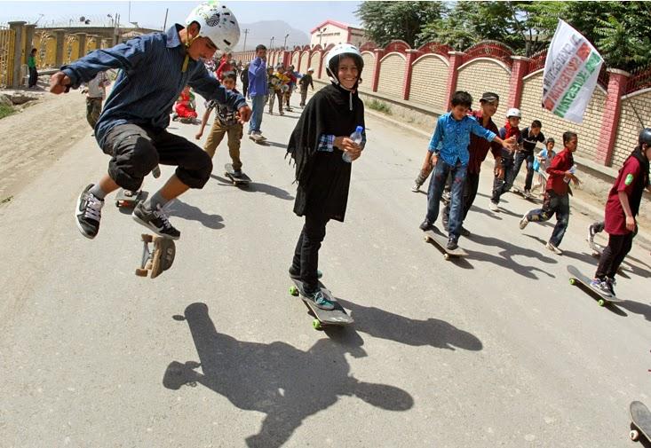 afghanistan central asia sport, skateboarding kabul afghanistan