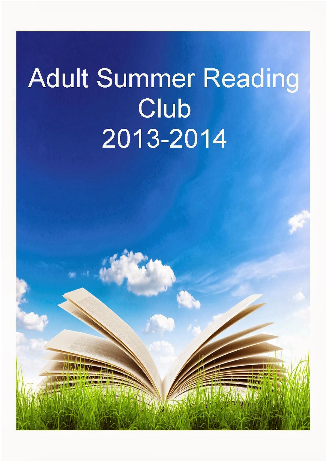 Adult library summer reading clubs