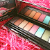 MUFE Arty Blossom Palette Swatches: Spring 2014's Romantic and Fun Eyeshadow Colours
