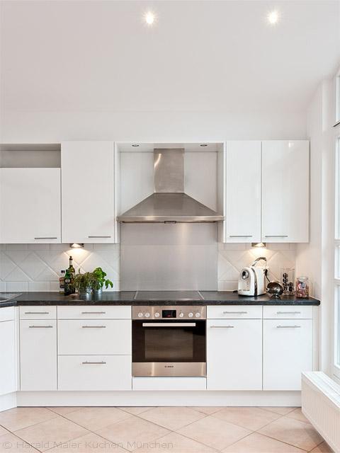 Wir renovieren ihre kuche weisse kueche neue fronten for Fronten küche