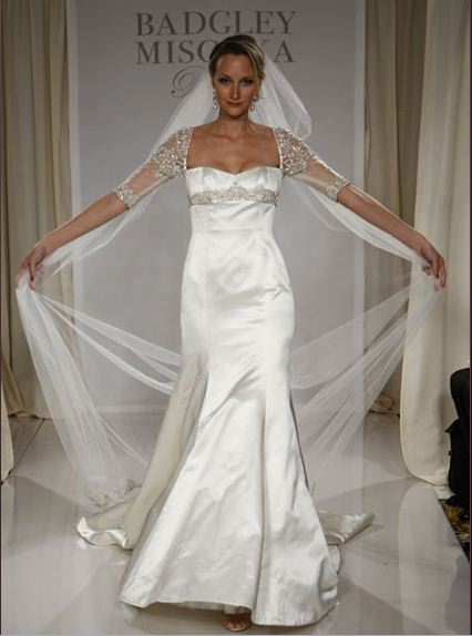 The right gown for your figure rck weddings design for Hawaiian wedding dresses with sleeves