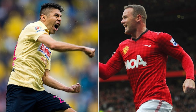 America vs Manchester United en vivo