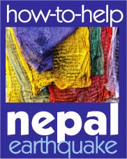 Help the victims in Nepal