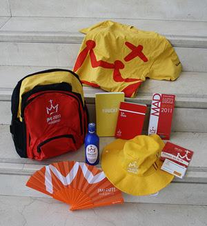 Descubra o que acompanha a mochila oficial da JMJ 2011