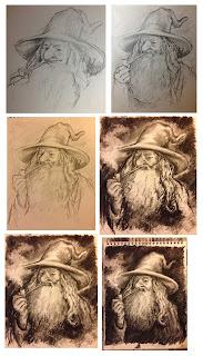 Gandalf mithrandir ian mckellen