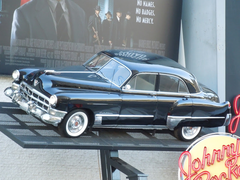 Gangster Squad movie Cadillac