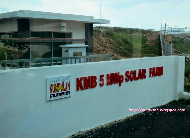 Solar Farm Malaysia Malacca Solar Farm in Malaysia
