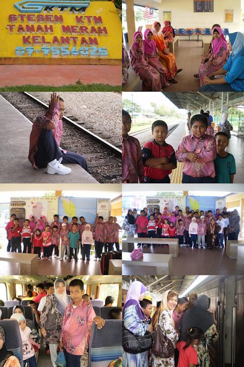 Lawatan Peningkatan Minda ke Kelantan