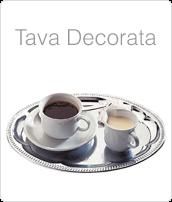 Tava Otel Inoxidabil, Tava Inox, Tava Cafea, Tava Decorata, Tava Rotunda