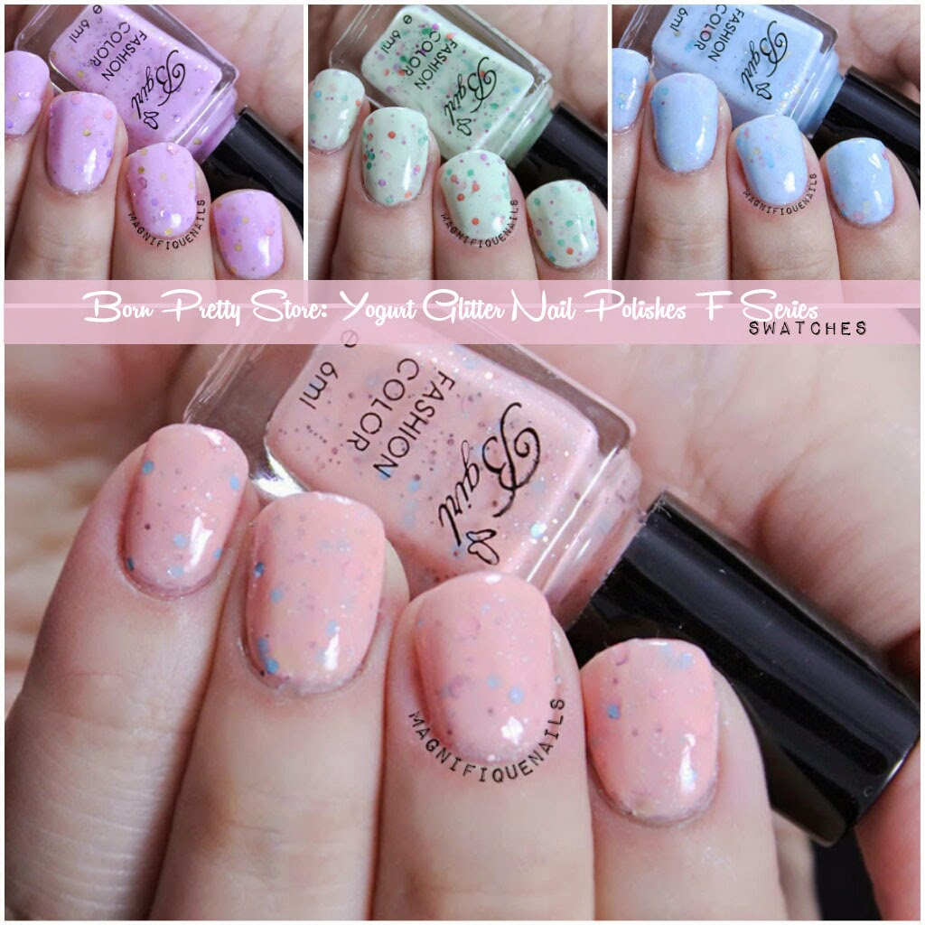Magically Polished |Nail Art Blog|: Born Pretty Store: Sparkle ...
