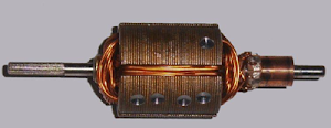 Armature of Universal Motor