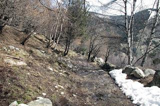 Valle de Campcardós, Porta.