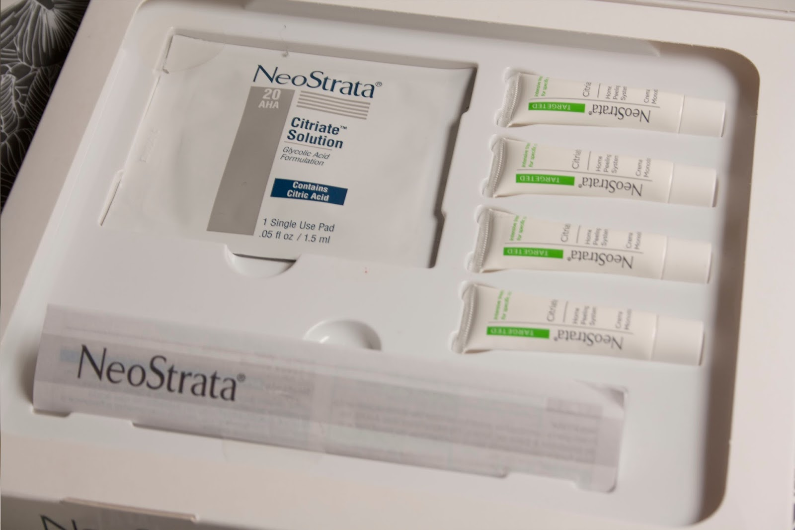 Neostrata Citriate Home Peeling System X Units