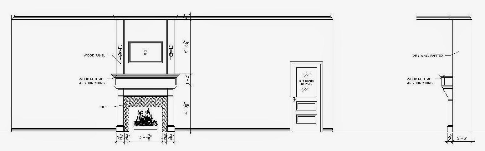 Perricone Design Design Works Master Bedroom Fireplace