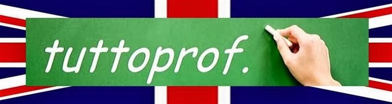 TUTTOPROF. Inglese
