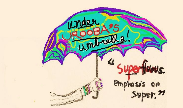 Under Urooba's Umbrella!