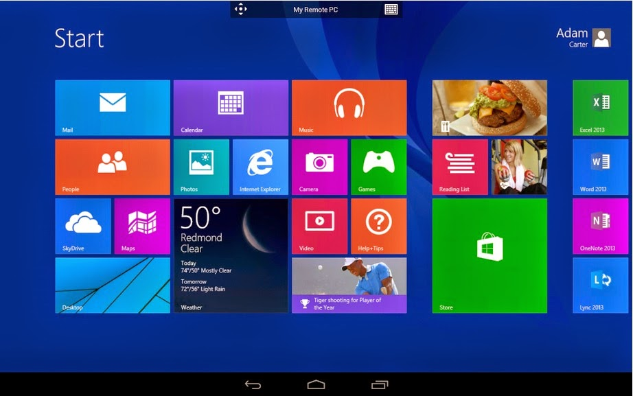 Manage Your PC Remotely from Android