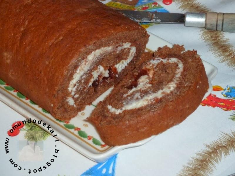 Torta Floresta Negra do Cake Boss