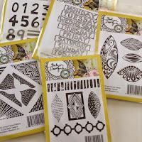 Julie Balzar Stamps