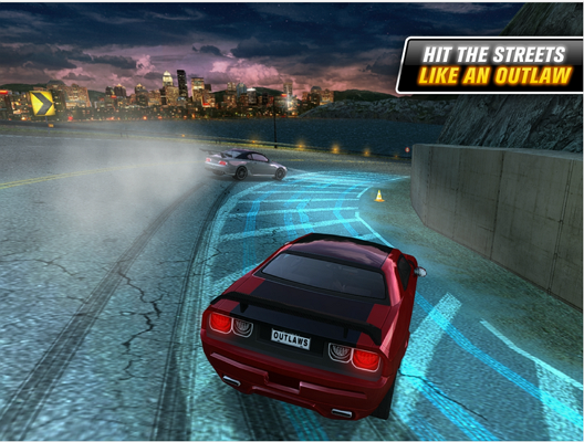 Drift Mania: Street Outlaws v1.10 Mod Apk