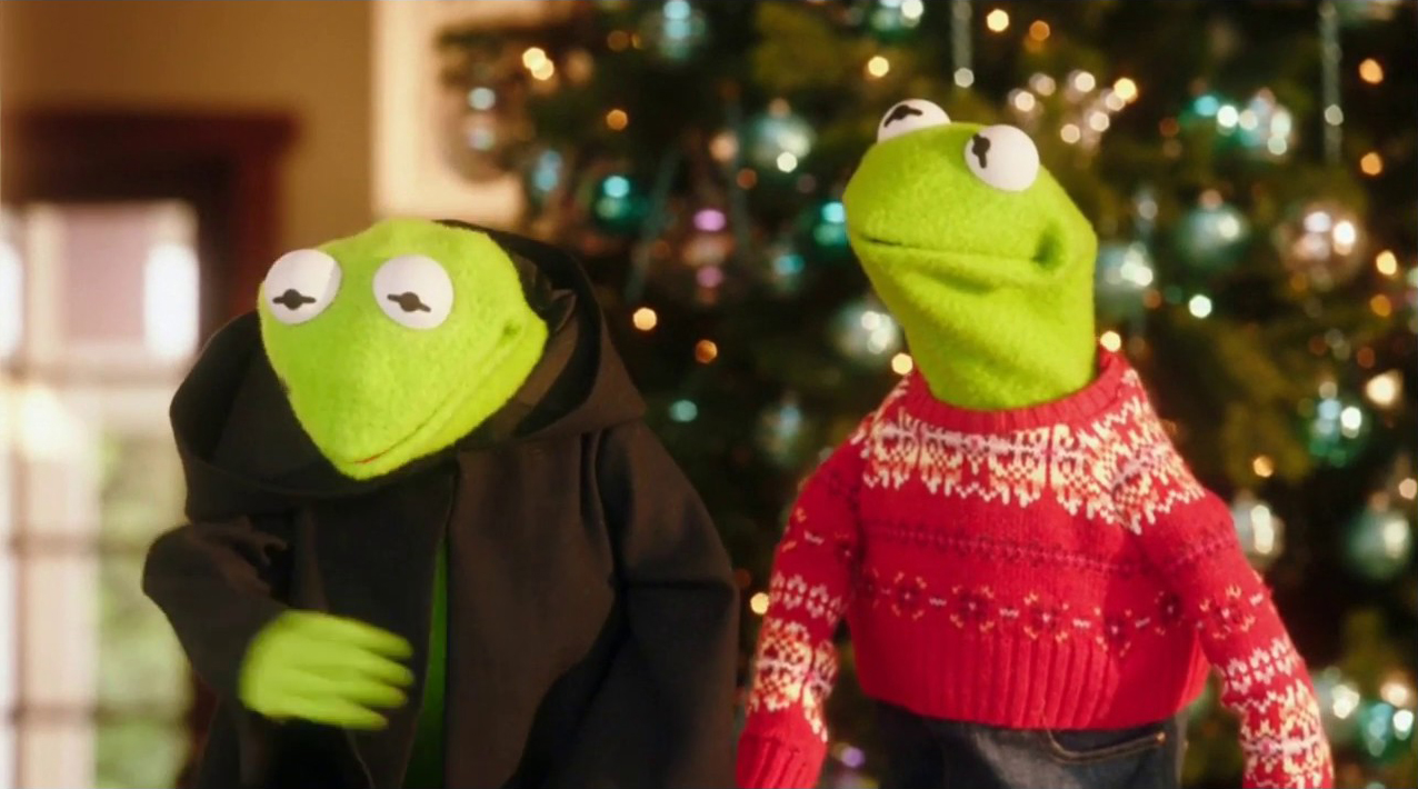 Watch Kermit and Constantine on A Very Pentatonix Christmas Special ...