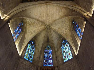 Santa Agata chapel in Barcelona