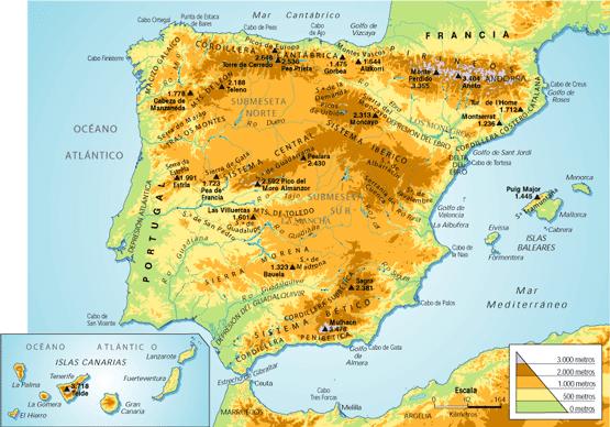 Cep antonio de ulloa 4 a u 10 6 los paisajes de for Ministerio de relaciones interiores espana