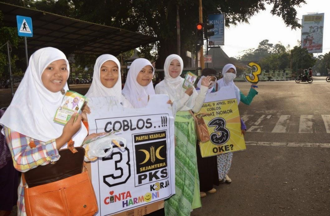 banjarnegara sabtu pagi 22 3 dpd pks banjarnegara mengadakan kampanye ...