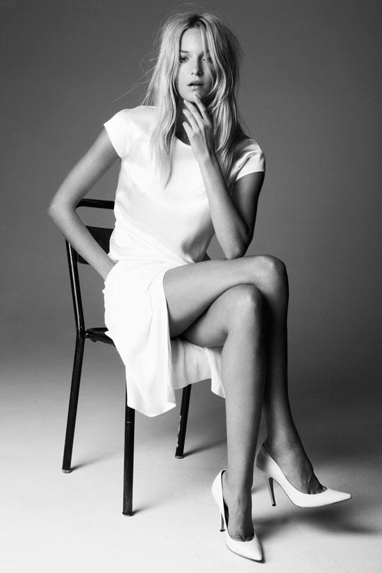 Deitas Lisa silk top & Sophia silk skirt | Spring/Summer 2015 via fashionedbylove