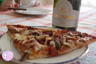 Pizza de casa - reteta