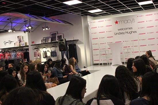 Macy's Prom Fashion Show