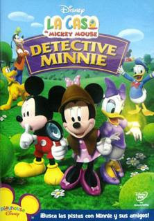 descargar La Casa de Mickey Mouse: Detective Minnie – DVDRIP LATINO