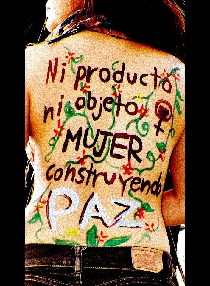 Ni producto ni objeto.