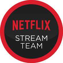 I'm Part of The Netflix Streamteam