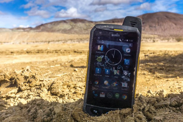 Taking Your Smartphone at Journey in Extreme Weather